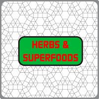 HERBS & SUPERFOODS