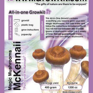Growkit McKennaii