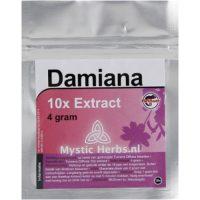 Damiana 10x Extr. 4 gr.
